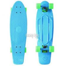 <b>Скейт Y-Scoo Big Fishskateboard</b> 27 Blue-Green 402-B