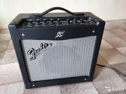 <b>Fender mustang</b> I (V2) <b>гитарный комбоусилитель</b> - Хобби и отдых ...