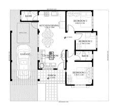 images about house plans on Pinterest   Small House Design    Small House Design    Pinoy ePlans   Modern house designs  small house design