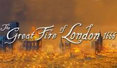 「The Great Fire of London 1666」の画像検索結果