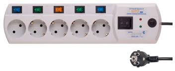 <b>Сетевой фильтр MOST</b> Elite <b>EHV</b>, белый, 2 м — купить по ...