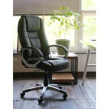modern faux leather executive office chair in black amazing home depot office chairs 4 modern