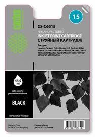 Струйный картридж Cactus CS-C6615 (HP 15 ... - CACTUS-TRADE