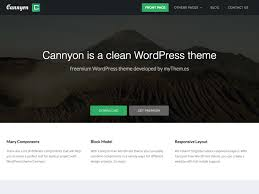 30 business wordpress themes listed only the best cannyon