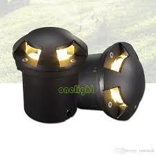 High Quality 6W LED <b>Outdoor</b> Lighting LED Buried Lamps <b>6x1W</b> ...