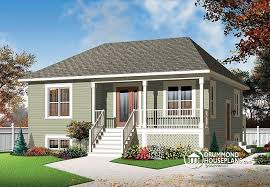 House plan W  V detail from DrummondHousePlans comfront   BASE MODEL bedroom  country style bungalow   full basement   Sisken