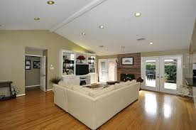 vaulted ceiling lighting room cathedral ceiling lighting ideas