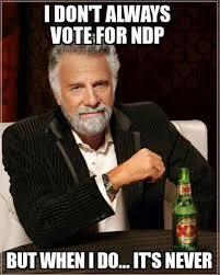 Regina elementary kids cutting through spin with election meme ... via Relatably.com