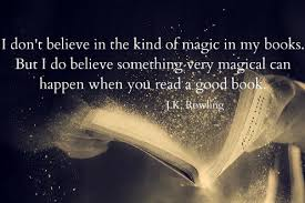 Author Quote ~ J.K. Rowling | A Girl Who Reads