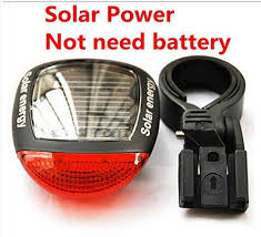 SHARP EAGLE <b>Solar Power LED Bicycle</b> Ligh- Buy Online in Sri ...