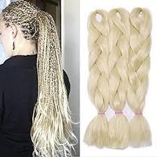 <b>Braids</b>, Braided <b>Hair</b> Extensions, Crochet Jumbo <b>Braids</b>, <b>Synthetic</b> ...