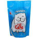<b>Силикагелевый наполнитель For Cats</b>, 4 л купить в интернет ...