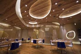 cool lighting home office interior design interior restaurant ceiling designs awesome office ceiling design