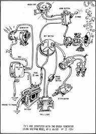 magneto on simple auto wiring diagram 12v