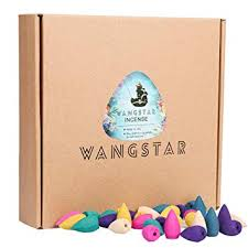 wangstar 240Pcs Incense Cones Backflow12 Mixed ... - Amazon.com