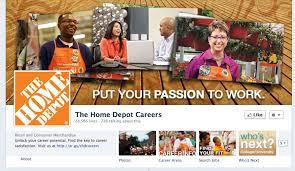 nz recruitment marketing employer branding blog fuel agency home depot recruitment page on facebook