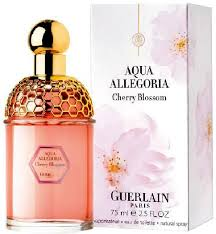 <b>Guerlain</b> Aqua Allegoria <b>Cherry Blossom</b> in duty-free at bordershop ...