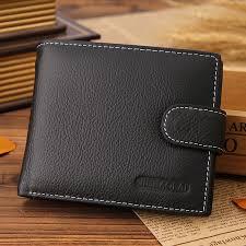 <b>JINBAOLAI Men</b> Business <b>Purse</b> Genuine Leather Wallet Coin ...