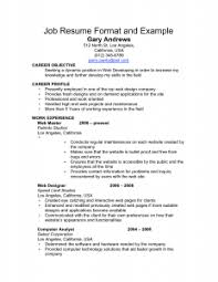examples of a job resume outline   motivationresumepro com    examples of a job resume outline