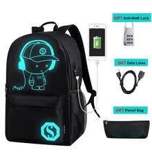 Сравните цены на Student School Backpack <b>Anime</b> Lumin ...