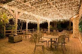 go overboard backyard string lighting ideas