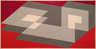 leap before you look black mountain college at the ica boston josef albers tenayuca oil on masonite 1943 san francisco museum of modern