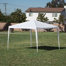 belleze 10 x 10 party tent gazebo canopy event wedding outdoor bbq sport white bbq wedding tent