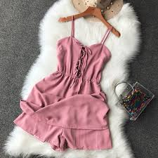 <b>NiceMix 2019 Summer</b> New simple sling women party Jumps was ...