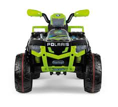 Квадроцикл <b>Peg Perego</b> Polaris Sportsman Lime OD05330 | Купить ...