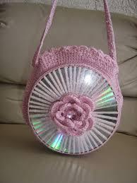 Resultado de imagen de ideas para reciclar cds