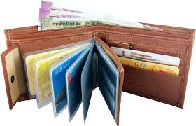 TnW <b>Men Casual</b>, Formal Tan Artificial <b>Leather</b> Wallet Tan - Price in ...