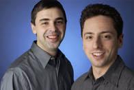 Larry Page und Sergey Brin (Foto: Google). Es hat sich ganz schön viel getan ... - g_80a49cafa8