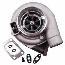 <b>GT45R</b> 5 <b>GT45</b> turbo V band <b>Turbocharger</b> T4 T66 Wet Float Com A ...