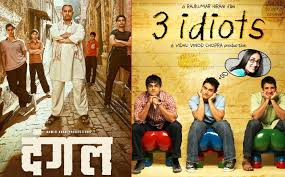 Lagaan  Ghajini    Idiots  PK        times when Aamir Khan proved that