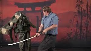 Cold Steel - <b>Warrior</b> Series <b>Japanese</b> Swords - YouTube