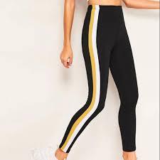 Женские штаны для фитнеса, эластичные <b>леггинсы для</b> ...