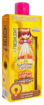 <b>FreshLight Гель для душа</b> с маслом семян подсолнуха, 300 мл ...