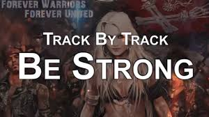 <b>DORO</b> - Be <b>Strong</b> (OFFICIAL TRACK BY TRACK #21) - YouTube