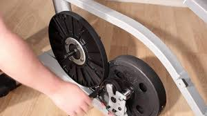 Replacing the Drive <b>Belt</b> - <b>Exercise Bike</b> - Frame Style C - YouTube