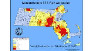 9th human case of EEE confirmed in Massachusetts