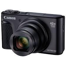 Купить <b>Фотоаппарат</b> компактный <b>Canon PowerShot SX740</b> HS ...