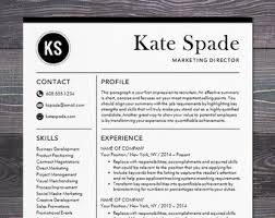 professional resume template cv template mac or pc for word creative modern design cover letter instant download the kate resume template download mac