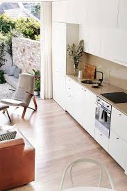 Small Kitchen Living Room 25 Best Ideas About One Wall Kitchen On Pinterest Scandinavian