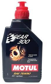 Купить <b>Трансмиссионное масло Motul GEAR</b> 300 75W-90 1 л по ...