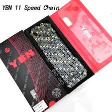 <b>SUMC SX11SL</b> Bicycle Chain <b>116L 11</b> Speed Bicycle Chain with ...