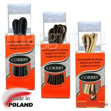 <b>CORBBY Шнурки 75см</b> круглые тонкие с пропиткой цветные ...