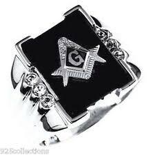 Onyx 10 <b>Ring Rings</b> for Men | eBay