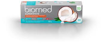 Купить <b>Зубная паста</b> Biomed Superwhite <b>отбеливающая</b>, 100 мл с ...