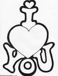 Small Picture I Love You Coloring Pages coloring page be my valentine coloring