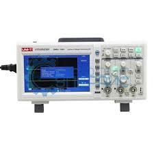 Цифровой <b>осциллограф UNI-T UTD2052CEX</b> (2 канала х 50 МГц ...